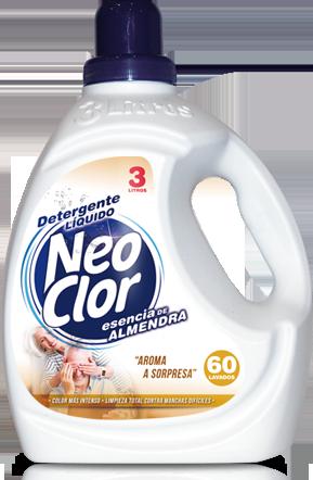 Detergente Líquido Lavadadora Neoclor