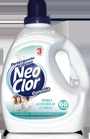 Detergente Líquido Lavad. Neoclor 'Colonia'