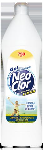 """Gel Limpiador """"Crema Limón"""""""