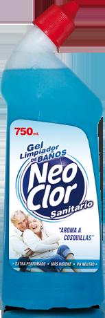 """Gel Limpiador Baños """"Sanitario"""""""