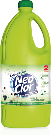 Lejía Depurada NEOCLOR 'PLUS' 2L