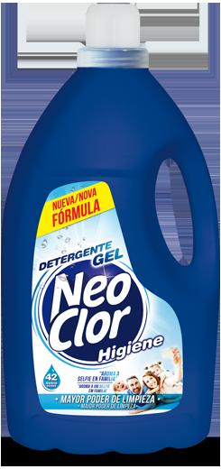Detergente Líq. NEOCLOR Lavad. Higiene