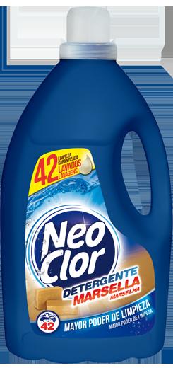 Detergente Líquido Máquina de Lavar Neoclor 'Marsella'