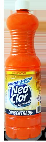 Fregasuelos Concentrado Neoclor Cítricos