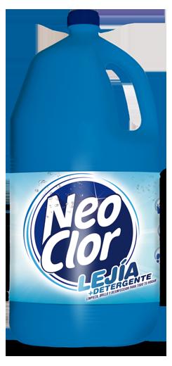 Lejía NEOCLOR Detergente 5L
