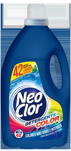 Detergente Líq. NEOCLOR Lavad. Color